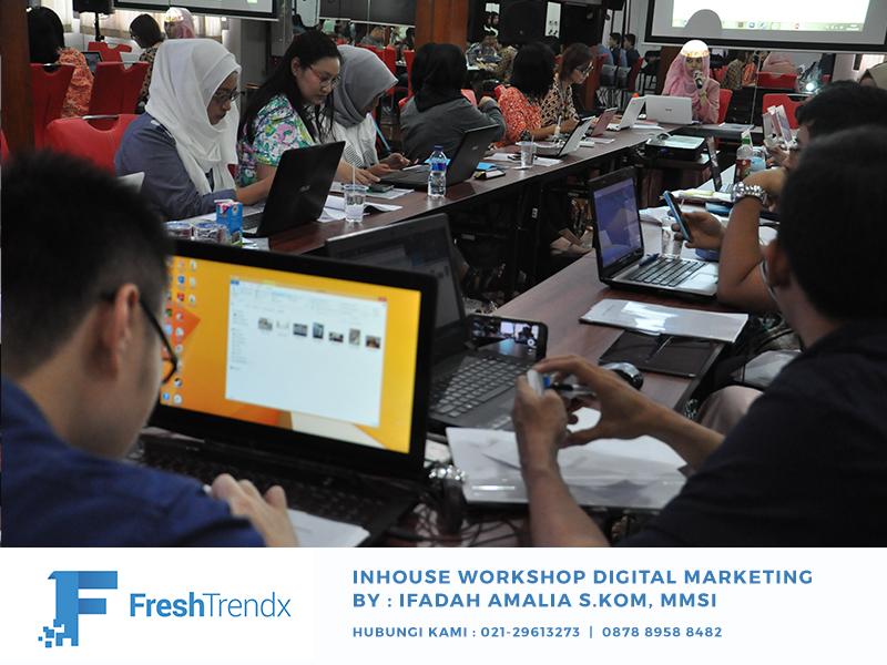 Kursus Wirausaha Online Bersama Ifadah Amalia S.Kom, MMSI di Bekasi