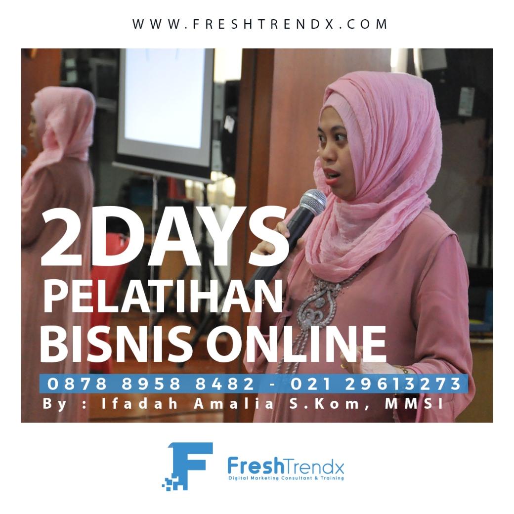 Kursus Wirausaha Online | Panduan Bisnis Internet di Bekasi