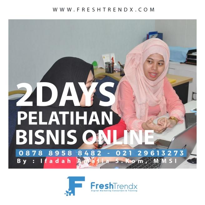 Kursus Wirausaha Online | Panduan Bisnis Internet di Bogor