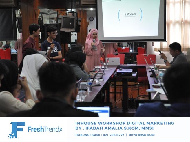 Kursus Wirausaha Online Shop di Jakarta