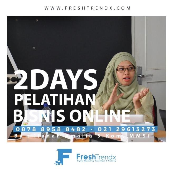 Kursus Wirausaha Online Untuk Karyawan di Bogor