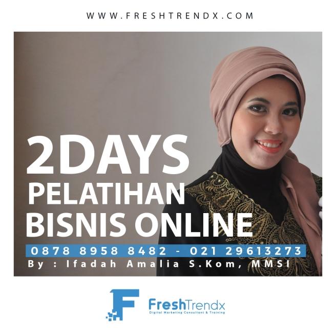 Kursus Wirausaha Online Untuk Pemula di Jakarta