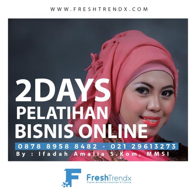 Memulai Wirausaha dengan Memanfaatkan Teknologi Internet di Bogor