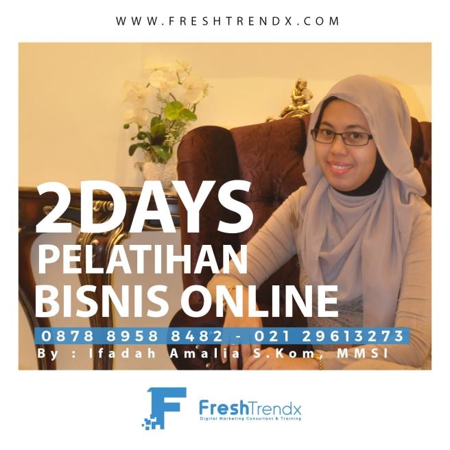 Pelatihan Wirausaha Berbasis Online di Bekasi