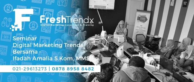 Pelatihan Wirausaha Bisnis Online dan Kursus Internet Marketing di Bekasi