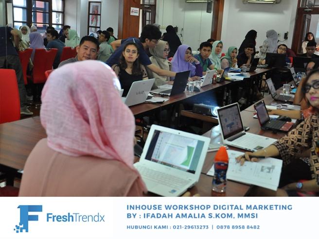 Pelatihan Wirausaha Bisnis Onlinedi Bekasi