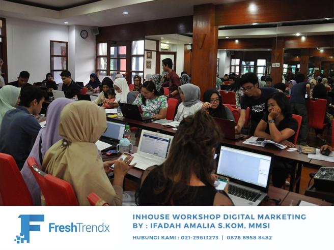 Pelatihan Wirausaha Bisnis Online di Bogor