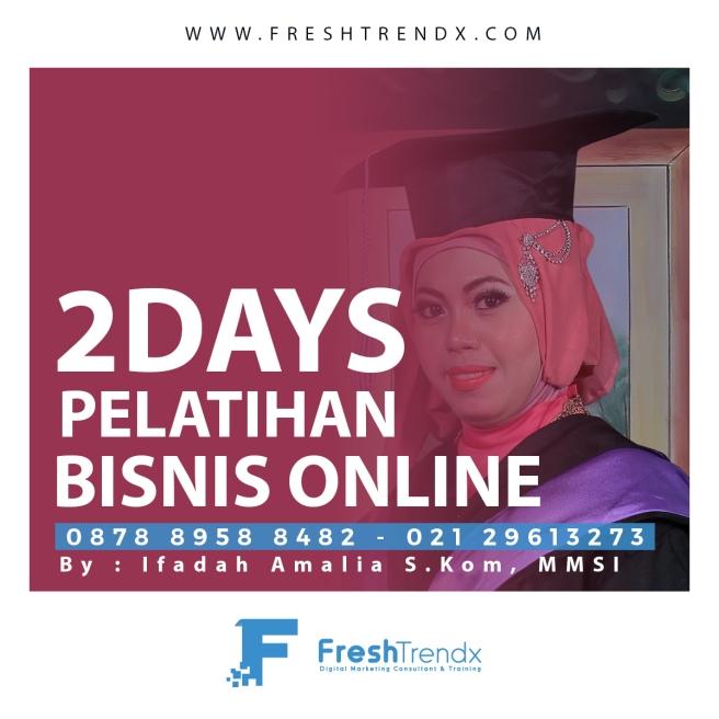 Pelatihan Wirausaha Bisnis Online di Jakarta