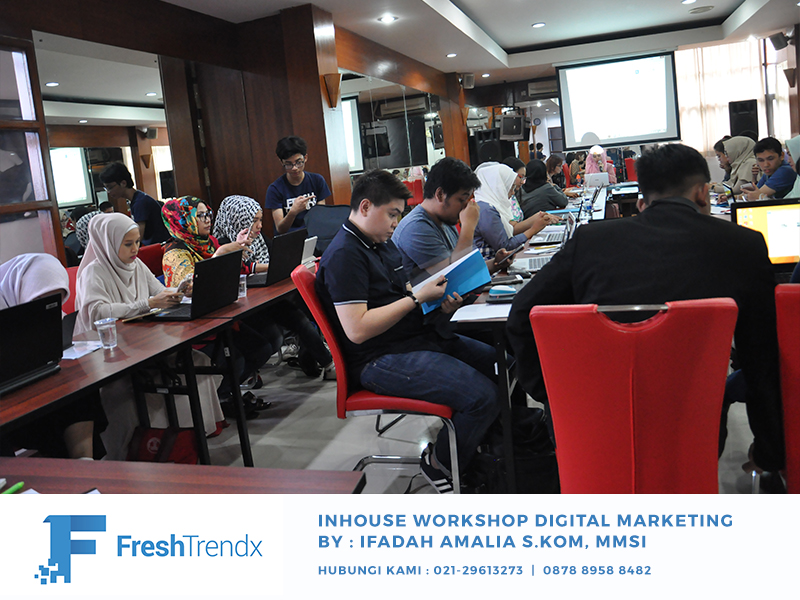 Pelatihan WiraUsaha Online - Freshtrendx di Bekasi
