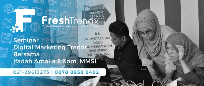 Pelatihan wirausaha online indonesia di Jakarta