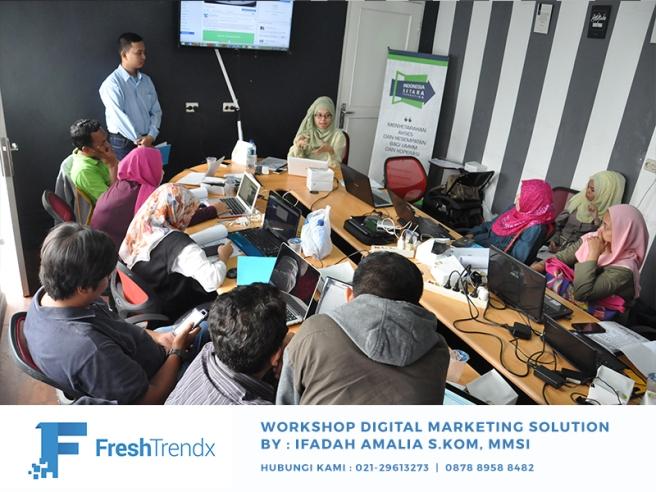 Pelatihan Wirausaha Online Pemula di Bekasi