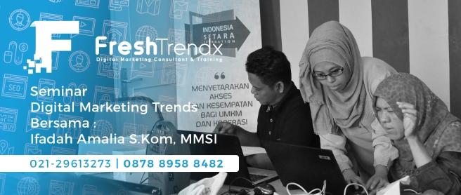 Pelatihan Wirausaha Online Untuk Pemula di Bekasi