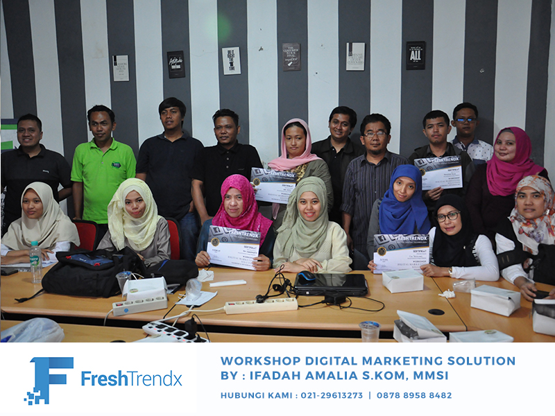 Pelatihan Wirausaha Online Pemula di Jakarta