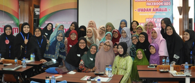 Pelatihan Bisnis Wirausaha Online Di Bogor
