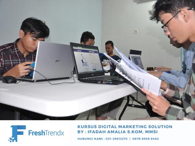 Seminar Wirausaha Online di Depok
