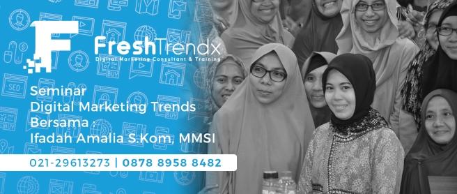 Workshop Wirausaha Online di Bekasi