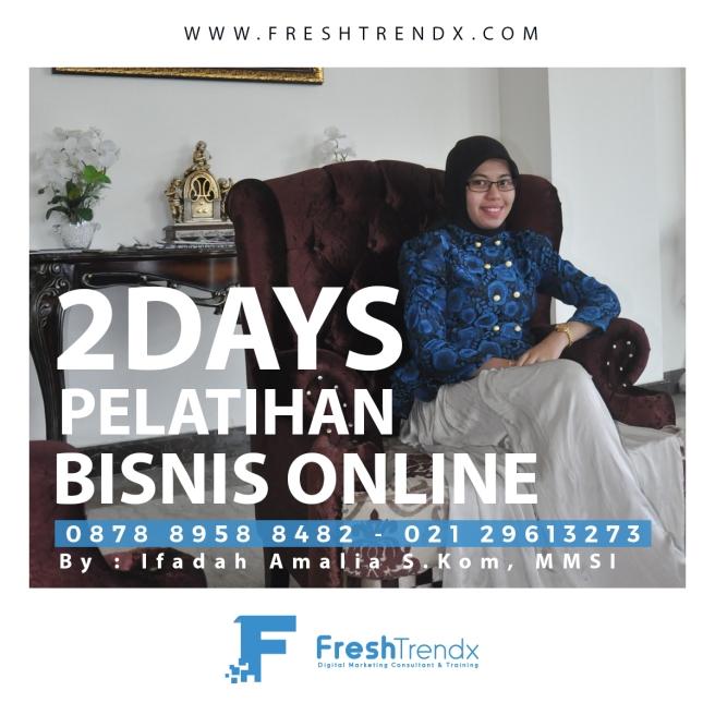 Seminar Wirausaha Online di Bekasi