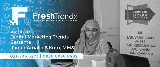 Workshop & Seminar | Pelatihan Wirausaha Online di Jakarta