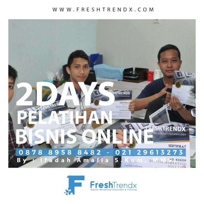 Pelatihan Wirausaha Online di Tangerang